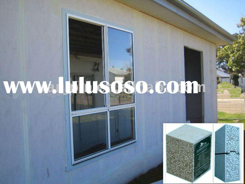 Exterior wall construction material exterior wall for Exterior wall construction materials