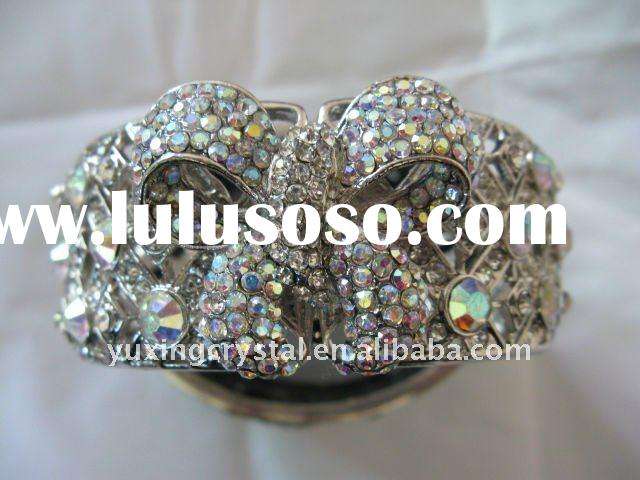 fashion animal rhinestone bangles / bracelets