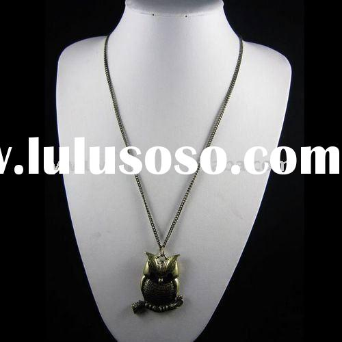 fashion women jewelry pendant necklace as clothing accessories