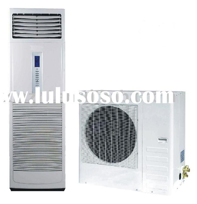 floor standing air conditioner for low ambient temperature