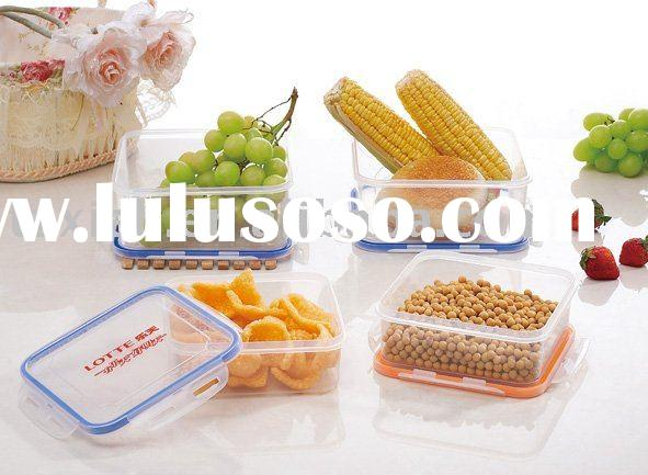 food storage box,fresh keeping box,food container, plastic food box, airtight food container,mutifuc