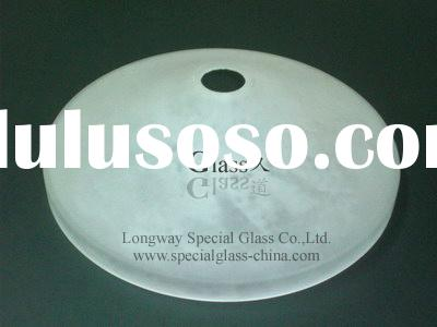 frost glass, lamp cover,lamp shade
