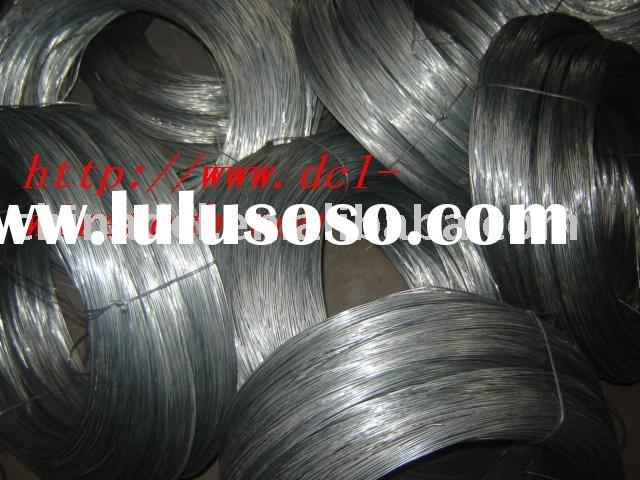 galvanized iron wire, electro galvanized wire