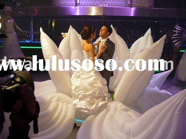 giant flower decoration/inflatable flowers/party ornament