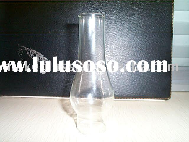 glass chimney/lamp cover/lamp shade/glassware