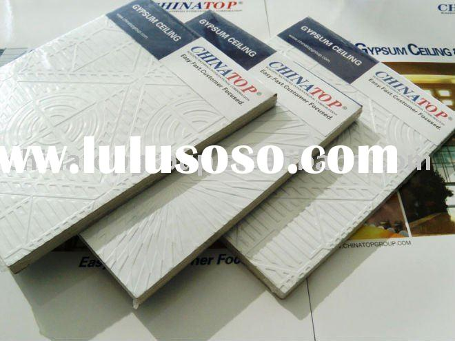 gypsum board access panel,gypsum panel, pvc gypsum ceiling ,pvc laminated gypsum board, acoustic gyp