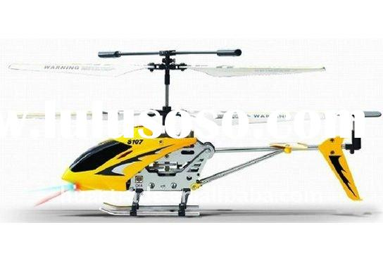 helicopter radio control with Gyro