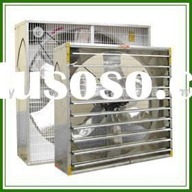 high quality Exhaust Fan with Stainless or Galvanized Steel Blades