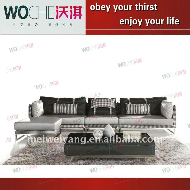 Fabric And Leather Sofa Fabric And Leather Sofa