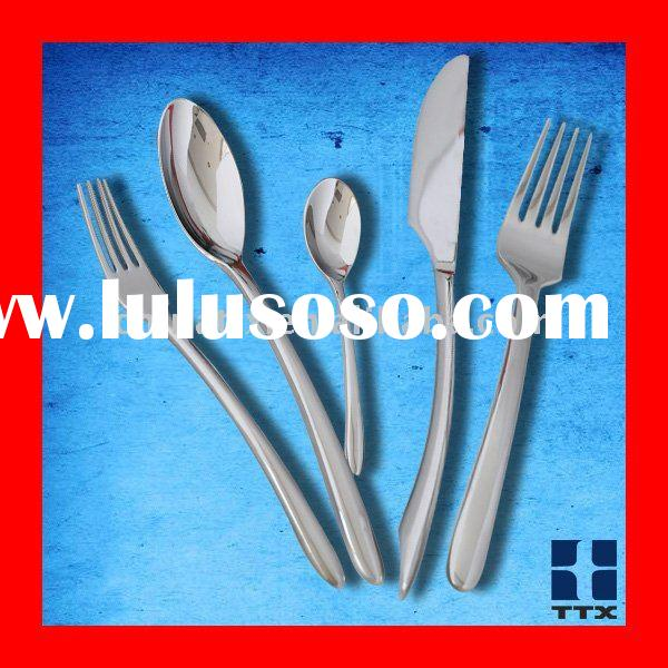 high quality hotel stainless steel cutlery