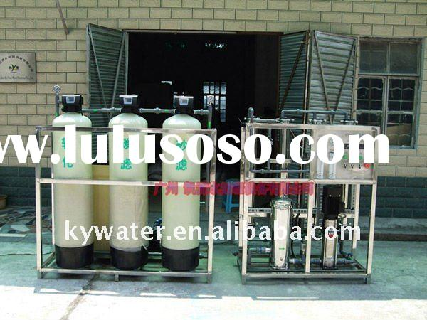 hot sell 500L/H pure drinking water treatment system