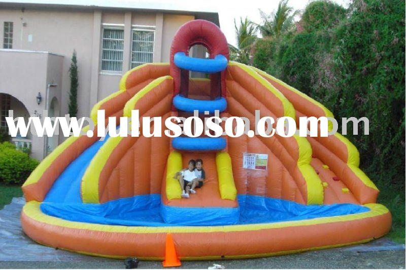 hot selling inflatable water slide for kids