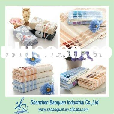 hotel cotton bath towel sets