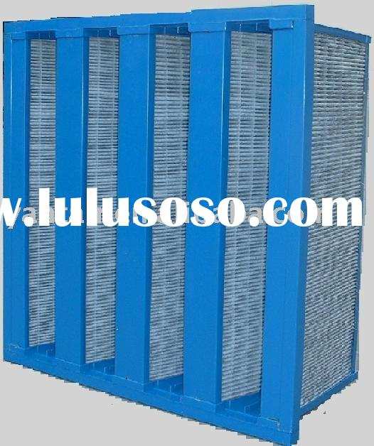 hvac activated carbon air filters