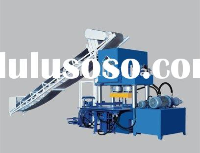 hydraulic color brick machine for sale