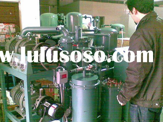 hydraulic oil cleaning systems, hydraulic oil purification systems, hydraulic oil recycling plant