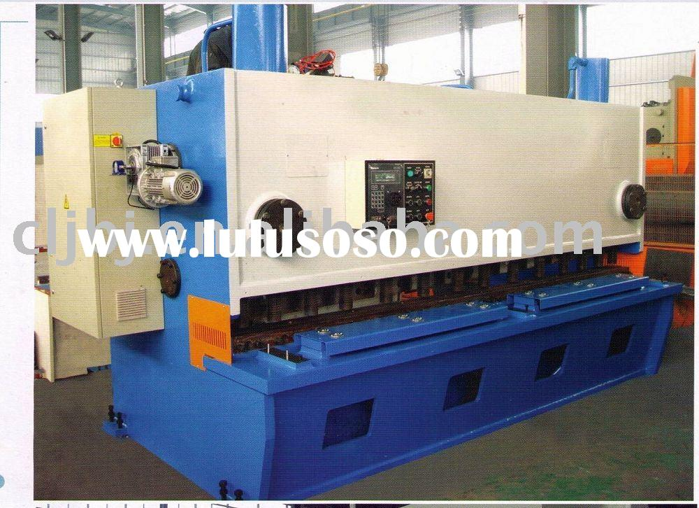 hydraulic swing beam shear,cutting machine,aluminum cutting machine