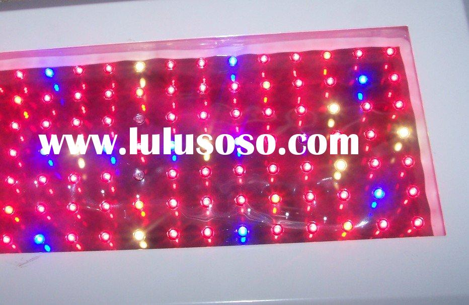 hydroponics system 300w LED grow Lighting for growing plant/Tri-band growing light