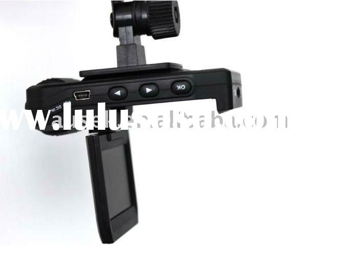in car video recorder with 2.0 inches color LCD