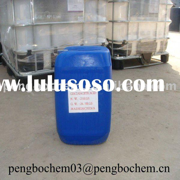 industrial grade Glacial acetic acid 99.5%
