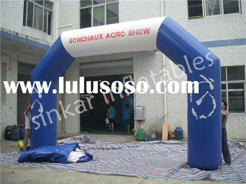 inflatable arch/inflatable advertising products/inflatable toys /inflatables