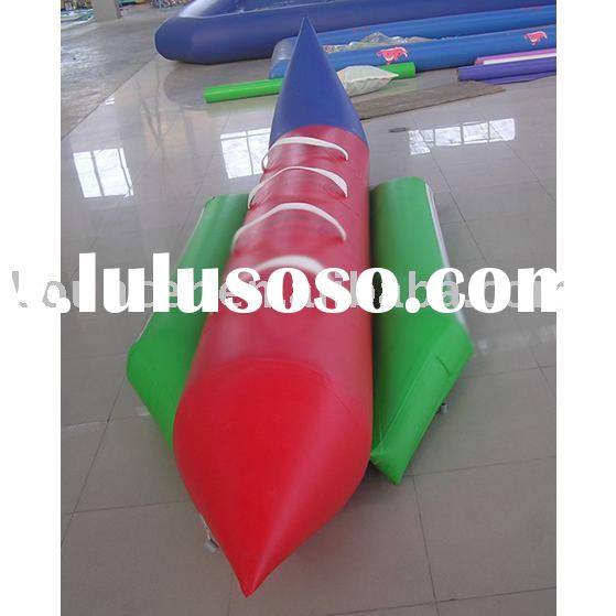 inflatable banana boat,Water Bananas , inflatable banana floating boat summer toys inflatable water