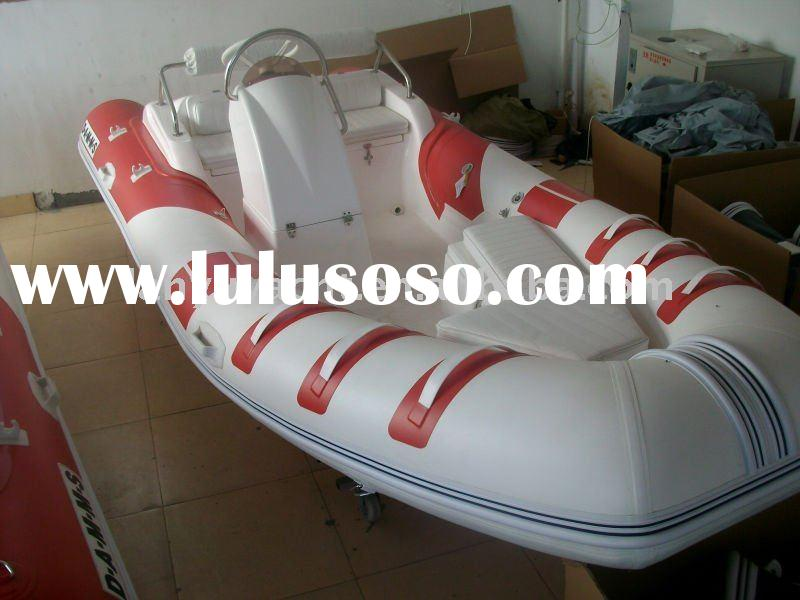 inflatable boat/Hypalon RIB boat LY-420C