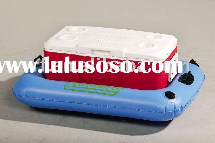 inflatable cooler box float,inflatable pool float cooler,inflatable esky float