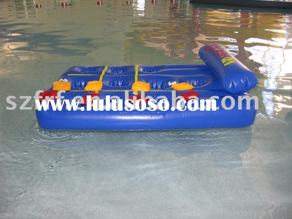 inflatable floating corn toss game,Inflatable pool corn toss,inflatable Corn Hole Toss,inflatable fl