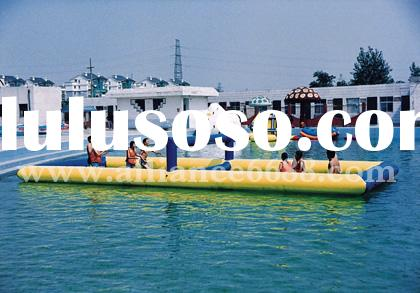 inflatable volleyball court water game swimming pool game