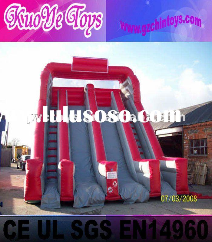 inflatable water slide for kids and adults