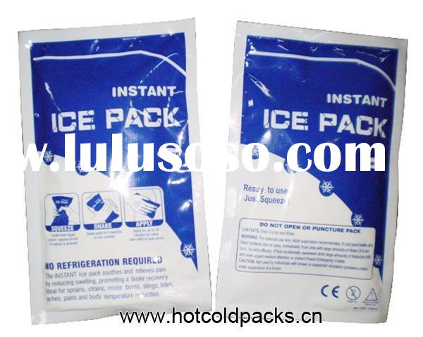 how to get ammonium nitrate from cold packs