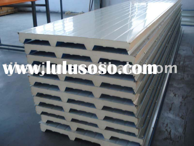 Insulated Aluminum Roofing Panels