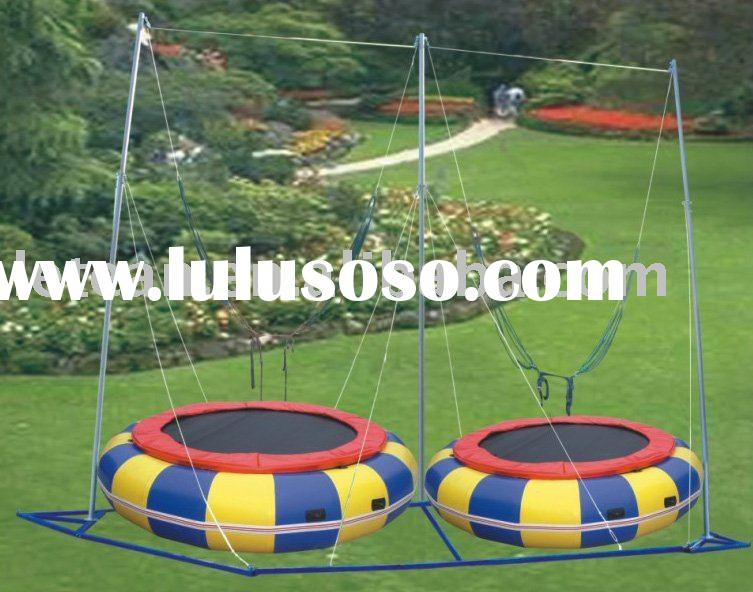 10 And Up For Outdoor Toys : Kids inflatable trampoline