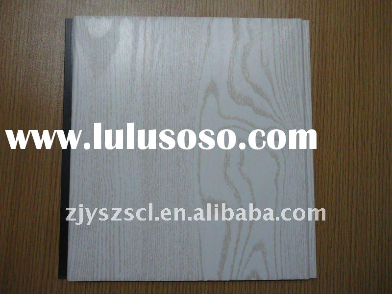 laminated pvc wall and ceiling panels