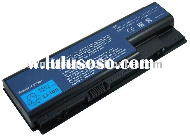 laptop accu for Acer Aspire 5520 5710 5920 5930 AS07B31 battery