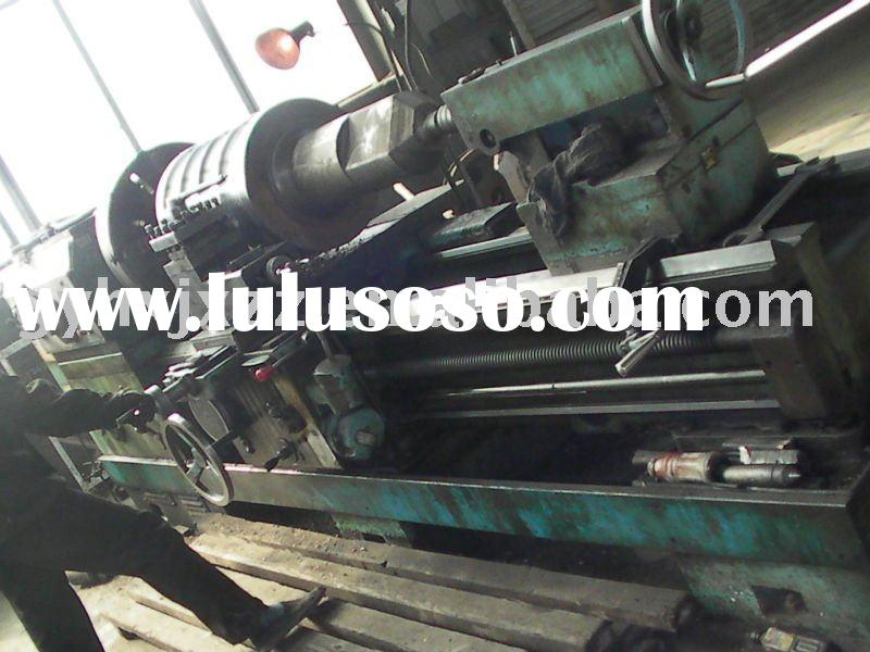lathe machine for making rolling mill equipment
