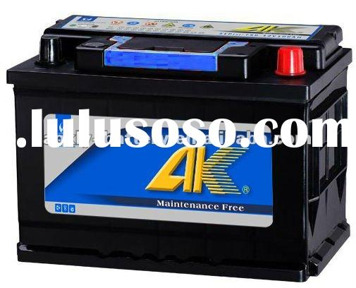 lead acid battery for car starting with the best price