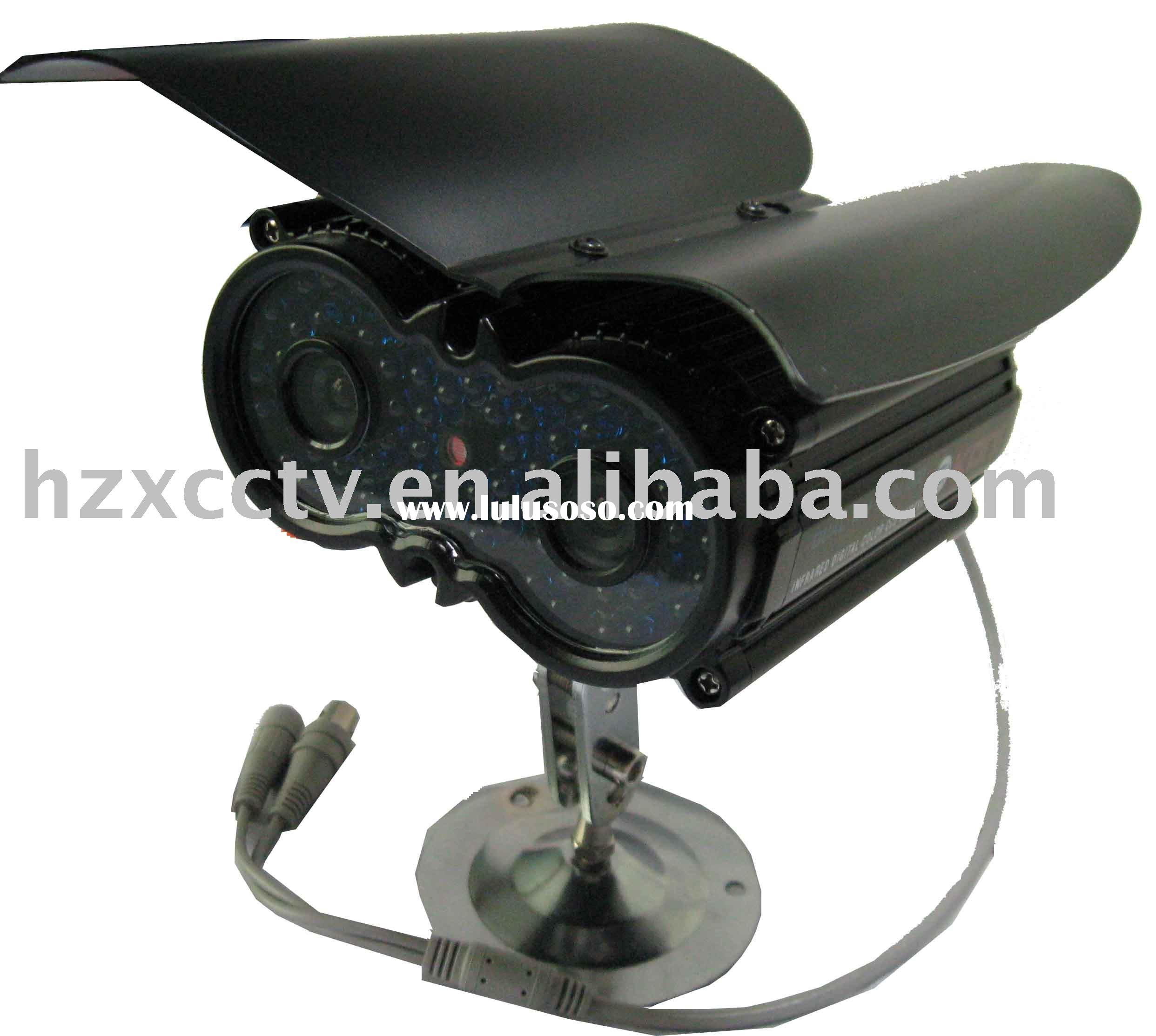 low light security camera