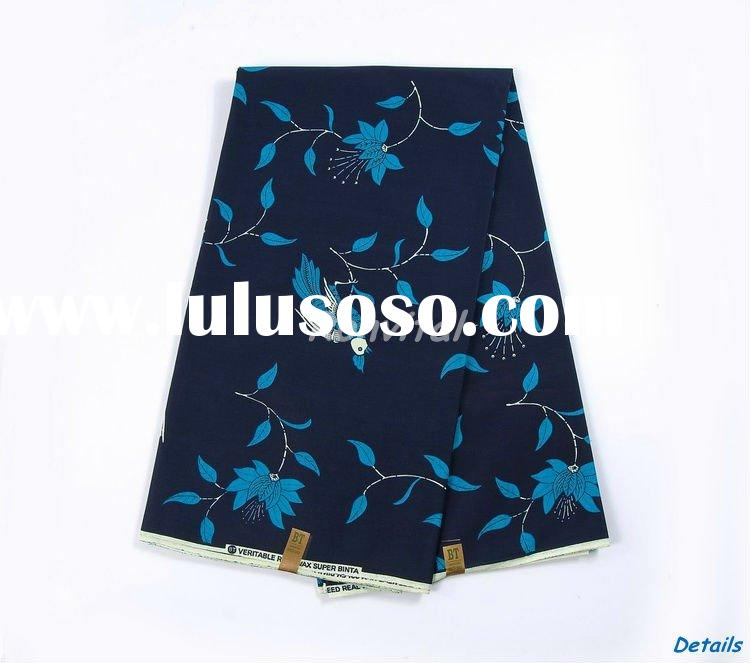 low price guaranteed wholesale fashion 100% cotton veritable hitarget wax fabric textile printing de