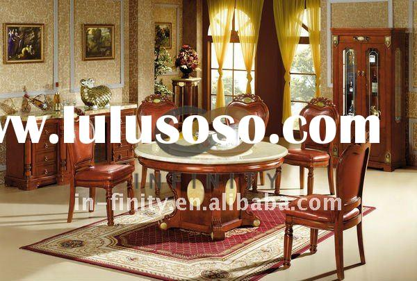 marble dining table / dining room sets