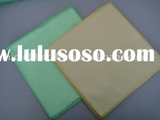 microfiber suede cleaning cloth(pc cleaning cloth,computer cleaning cloth)
