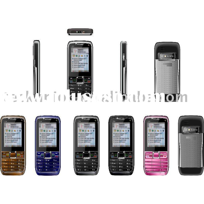 mini E71 TV FM Quad band lowest price mobile phone