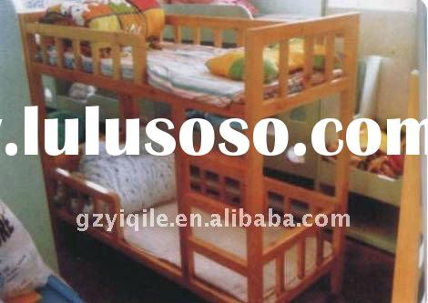 modern kids/children wooden bunk bed with high quality YQL-81898