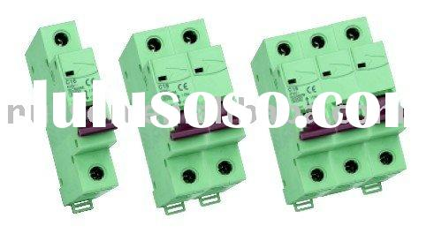 new mini circuit breakers/mini circuit breaker diagram/breakers/breaker/mcb