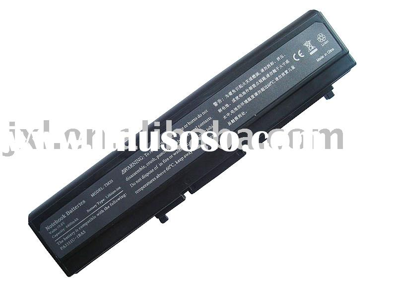 notebook battery for Toshiba Satellite M30 M35 PA3331U-1BAS PA3331U-BRS PA3331U-1BAS PA3331U-1BRS PA