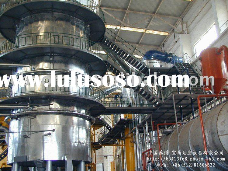 oil and fat solvent extraction and seed oil extracting equipment