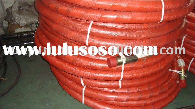 oil rig big diameter rubber hose