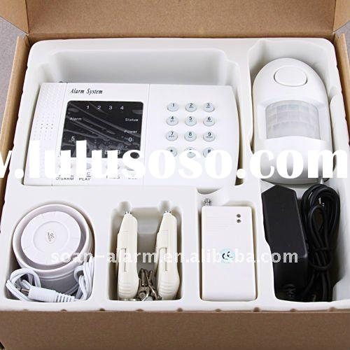 on sale auto dial Wireless Alarm System with Built-in Rechargeable Battery and Auto Dial Function