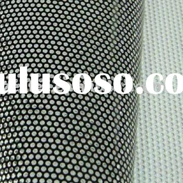 one way vision(Perforated self adhesive Vinyl film)